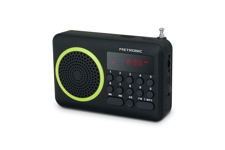 Metronic 477202 : Test et avis sur cette radio pas chère